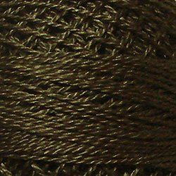 Valdani Thread 200<br>Dark Chocolate<br>Size 12<br>