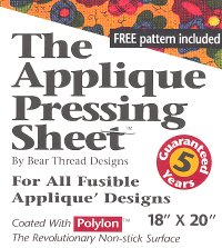 Applique Pressing Sheet<br>