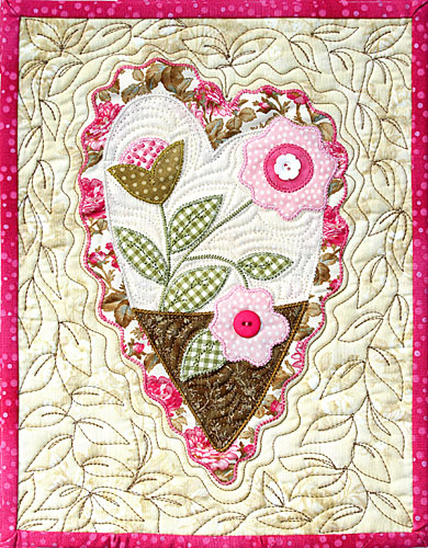 Best Friends Forever Machine Embroidery CD at FriendFolks by Tricia Cribbs