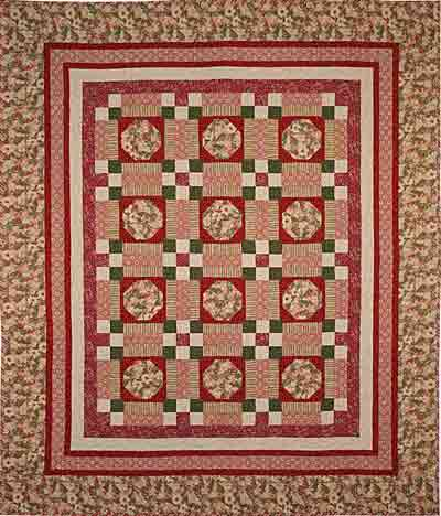 Flower Fields Quilt