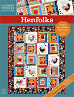 Henfolks Machine Embroidery CD<br>