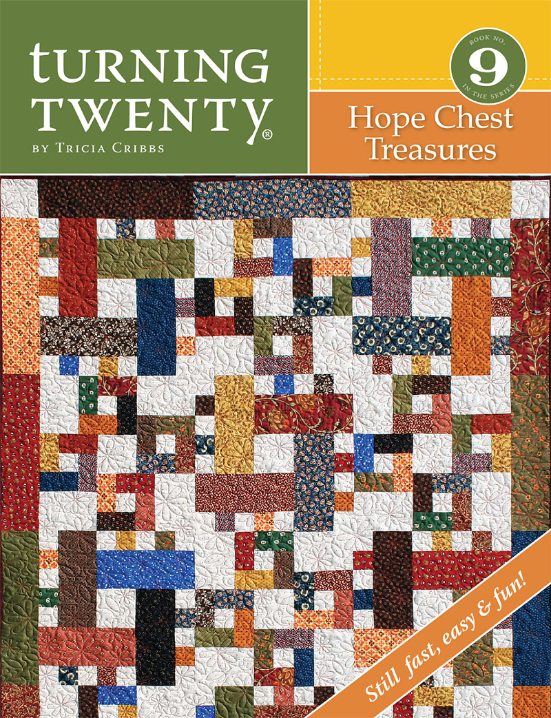 Turning Twenty<br>Hope Chest Treasures<br>(Book #9)<br>