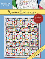 Love Covers Machine Embroidery CD<br>