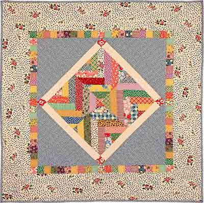 Minnies Lucheon Cloth Quilt