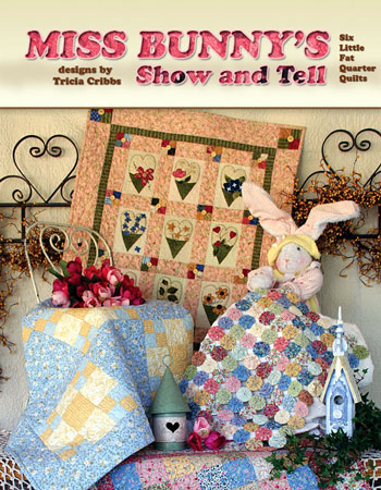 Miss Bunny&#8242;s Show and Tell Book<br>