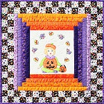 Sugar Dumplin October Kit<br>Precut<br>