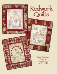 Redwork Quilts<br>(Book #1)<br>