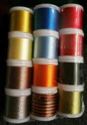 Thread Bundle<br>Madeira Machine Embroidery Thread<br>12 Spools<br>