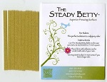 The Steady Betty For Rulers<br>