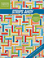 Strips Ahoy<br>Pattern Only<br><br>