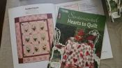 Sentimental Hearts to Quilt<br><br>