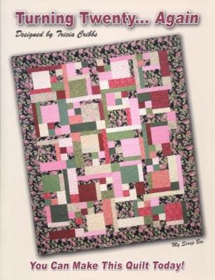 Turning Twenty Again<br>(Book #2)<br> at FriendFolks by Tricia Cribbs : free turning twenty quilt pattern - Adamdwight.com