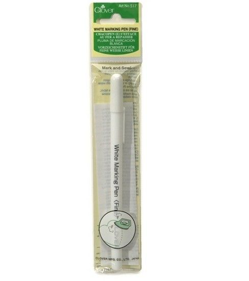 Clover White Marking Pen<br>