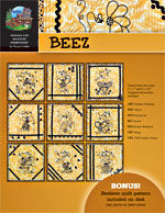 BeeZ Machine Embroidery CD