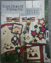 Easy Does It Patriotic<br>Art to Heart<br>