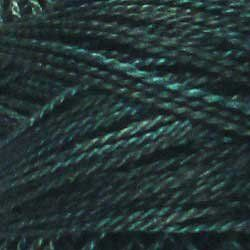 Valdani Thread h203<br>Heirloom Collection<br>Blackened Teal<br>Size 12<br>
